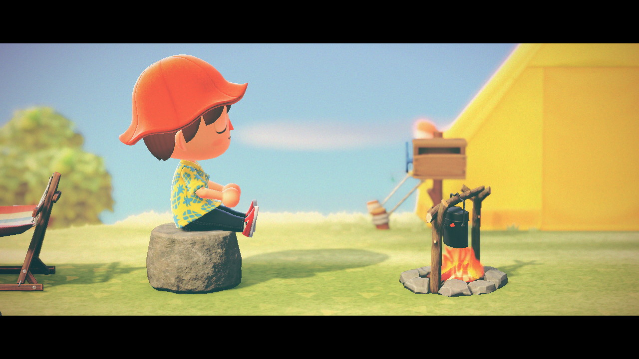 Animal Crossing New Horizon Inizio