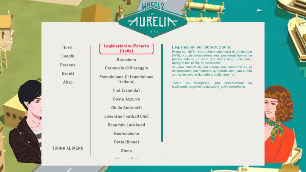Weels of Aurelia - Wheelspedia
