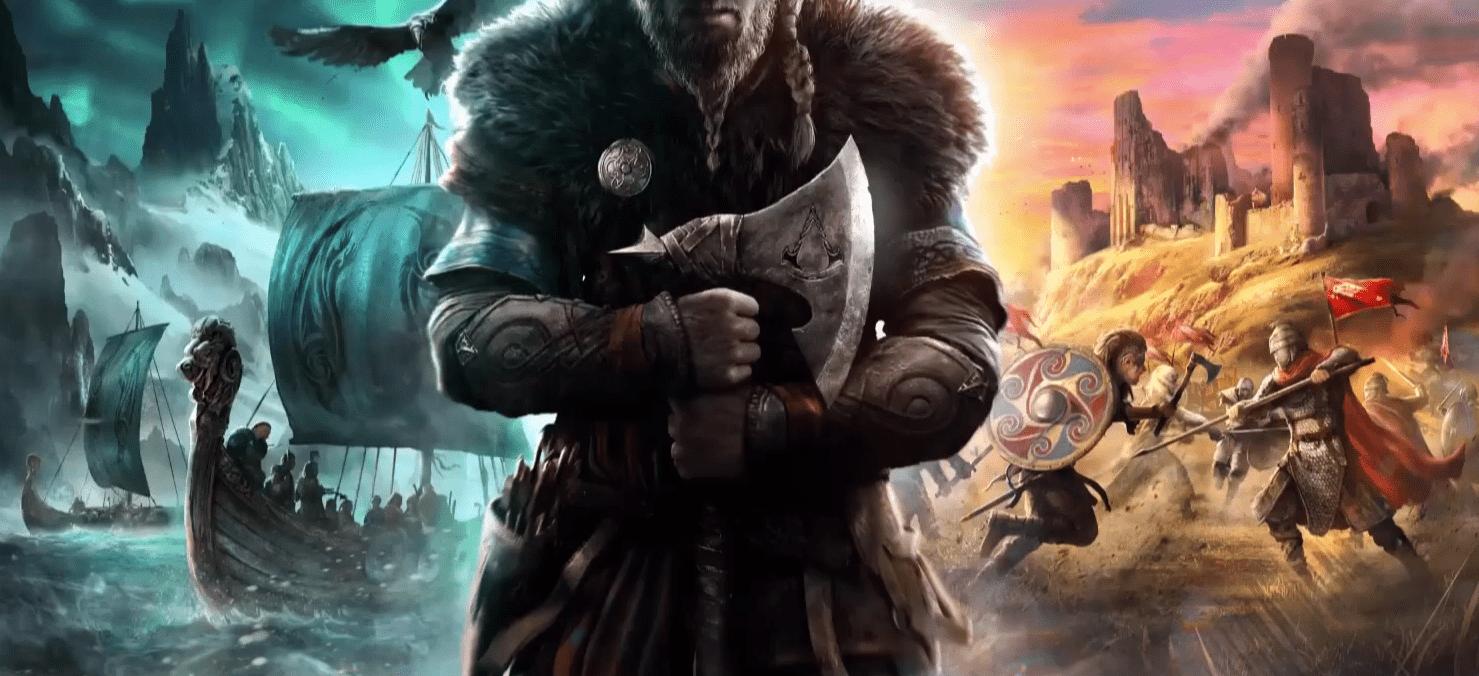 Assassin's Creed Valhalla Header