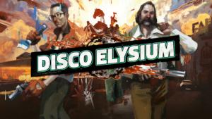 Disco Elysium, Header