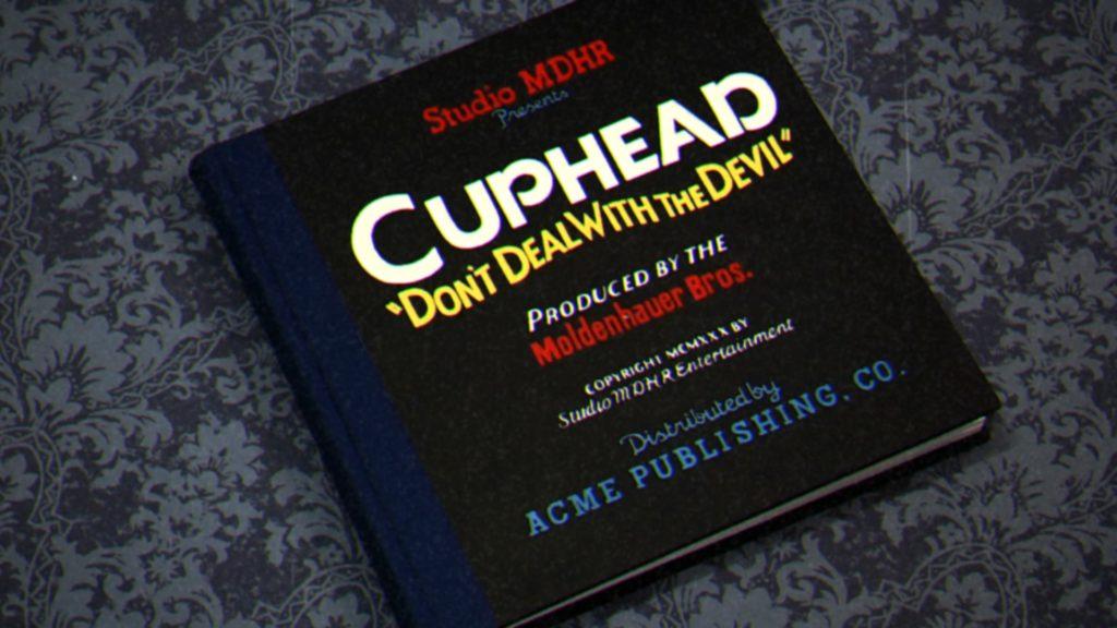 Cuphead Beginning