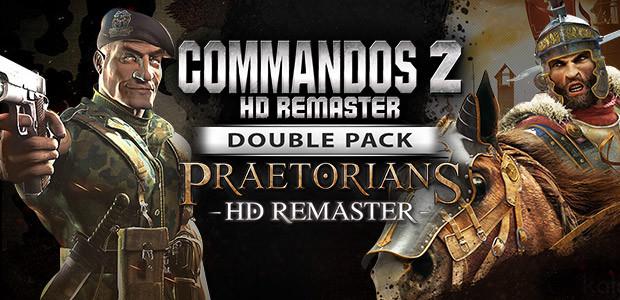 COMMANDOS 2 E PRAETORIANS