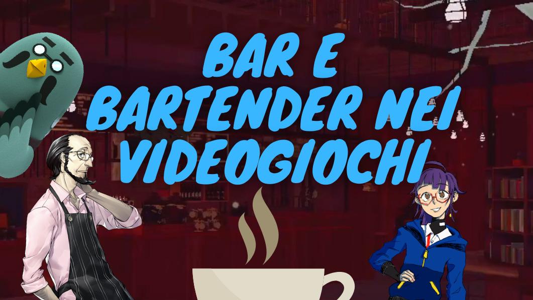 Bartender nei videogiochi