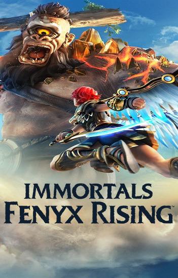 Immortals Fenyx Rising Header Recensione