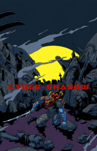 Artwork Header Cyber Shadow