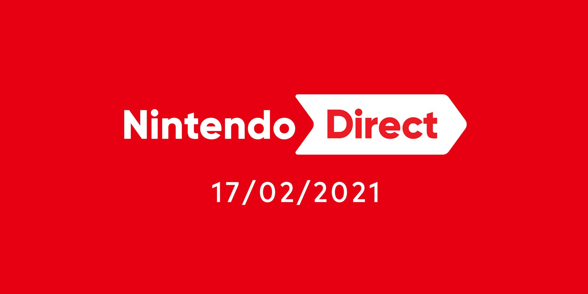 Nintendo Direct 17 febbraio