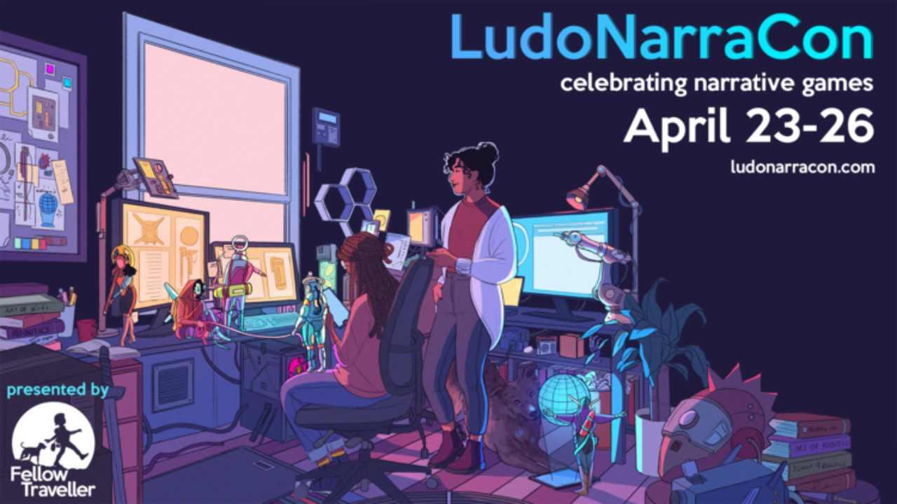 LudoNarraCon Cover Speciale CineWriting