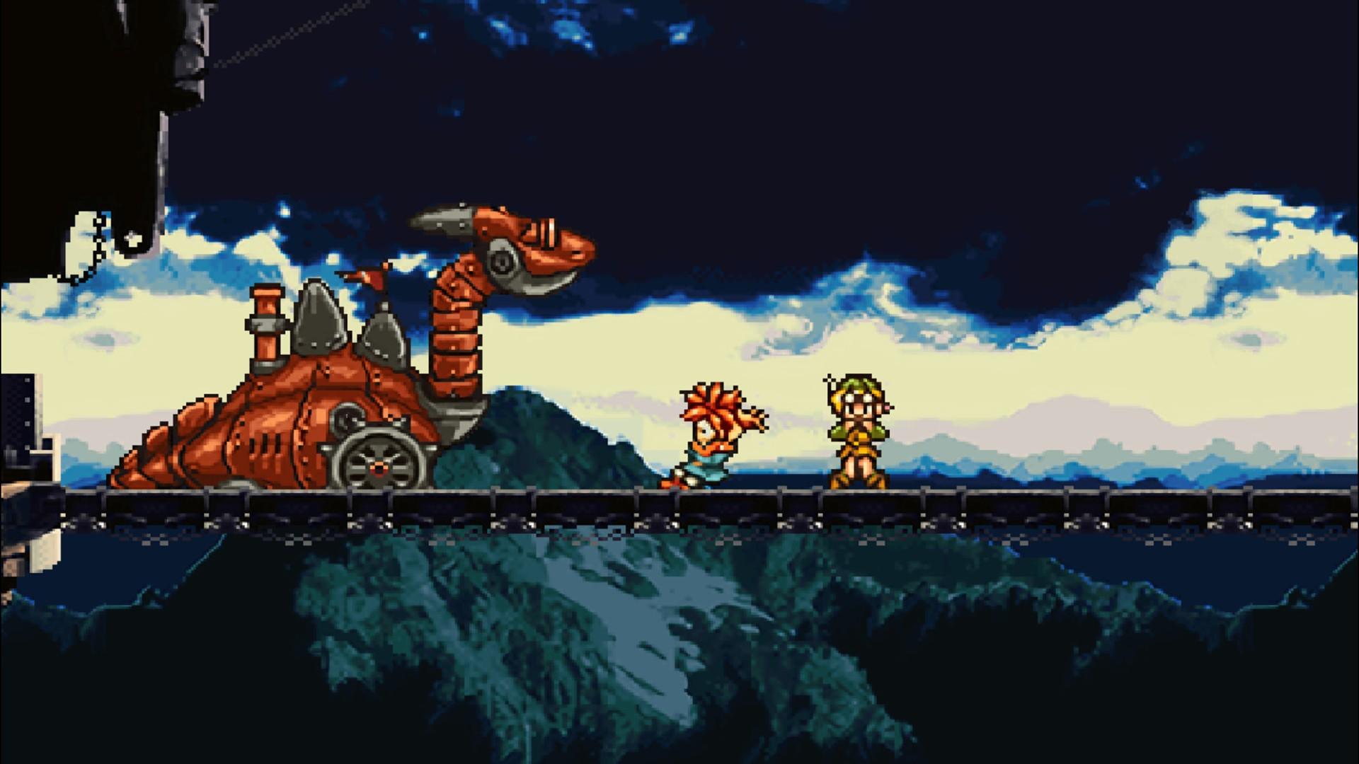 Chrono Trigger Screenshot Speciale CineWriting Lo spazio degli incontri (non) casuali in Chrono Trigger