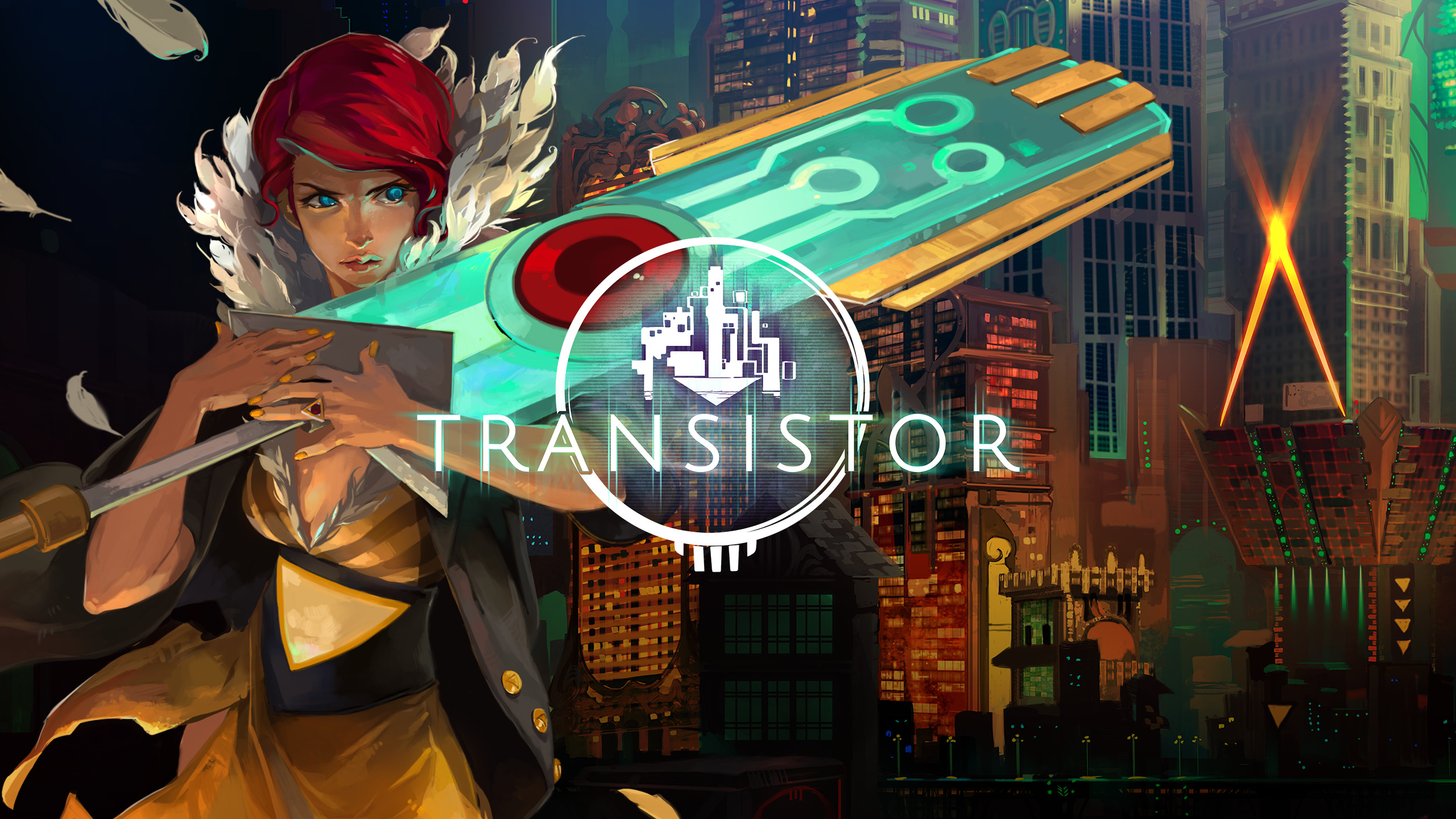 Header Transistor Red - Speciale CineWriting Barchette di Carta - La musica di Transistor