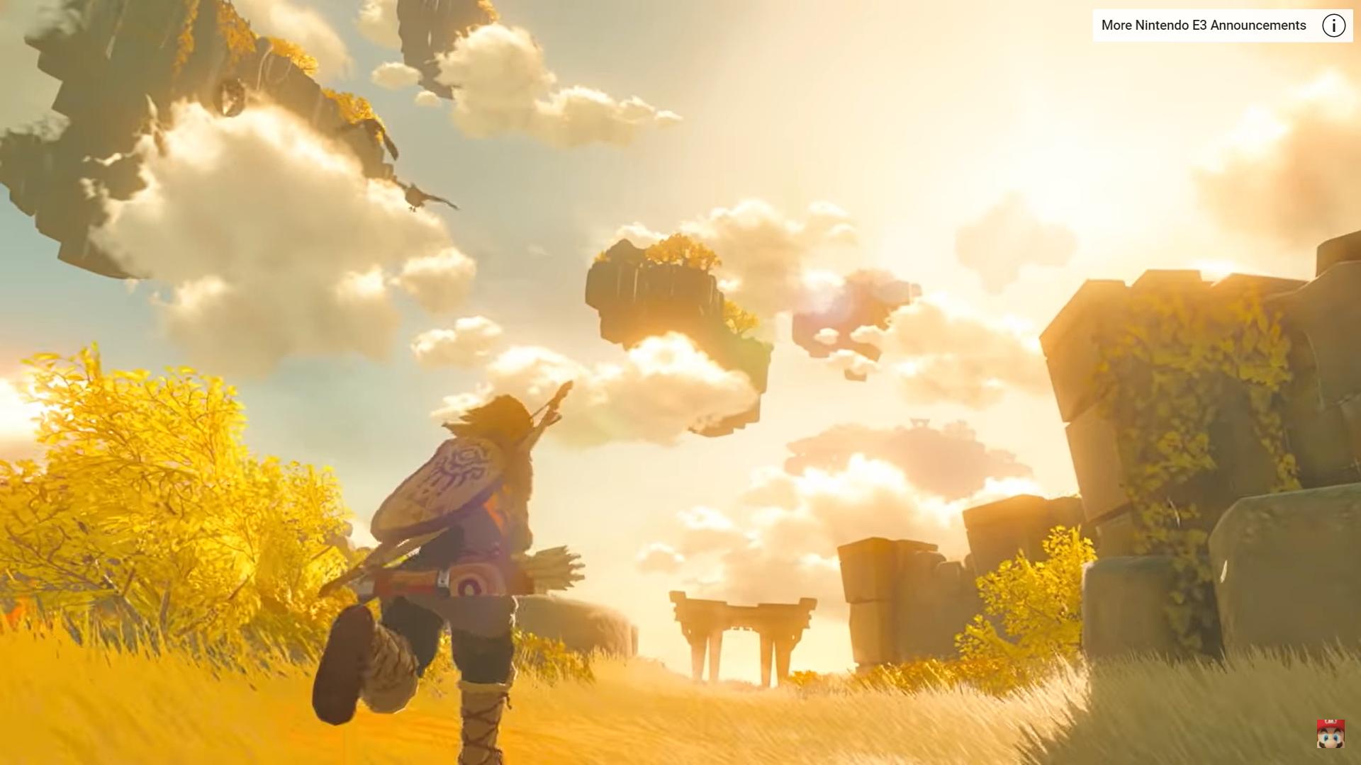 Breath of the Wild Sequel Screenshot