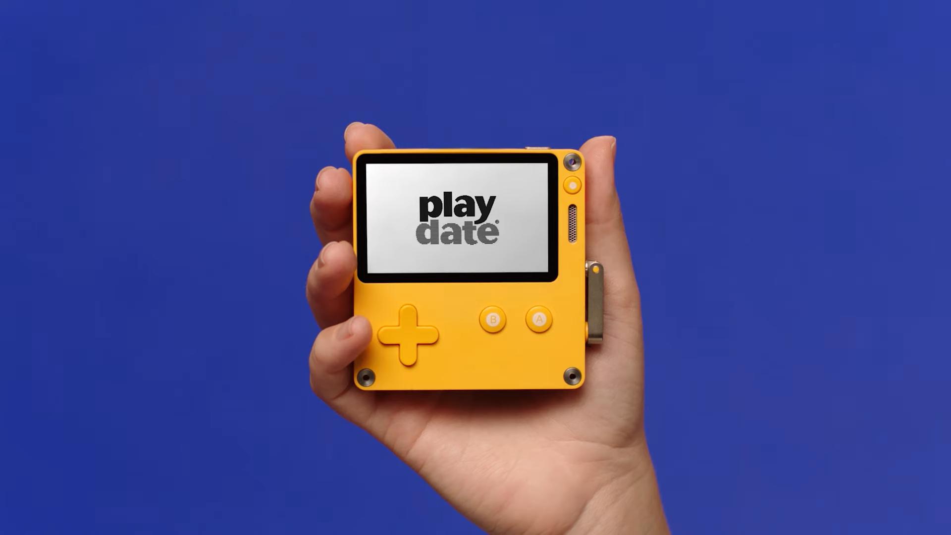 Playdate console