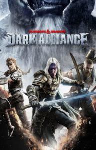 Dungeons & Dragons Dark Alliance Header