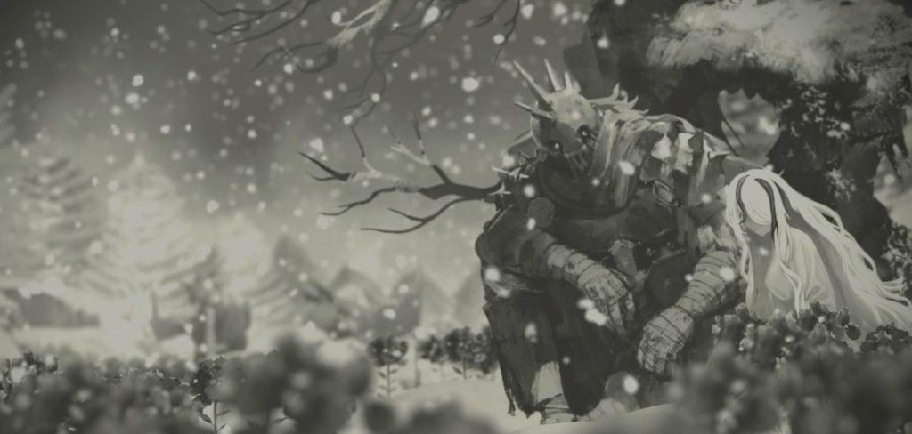Ender Lilies Screenshot Storia